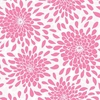 On Sale Hot Pink Toss The Bouquet Wallpaper