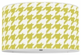 Houndstooth Chartreuse