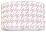 Houndstooth Light Pink