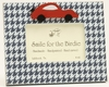 Houndstooth Tabletop Picture Frame