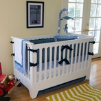 Hunter Crib Bedding Set