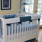 Hunter Crib Rail Cover