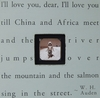 I'll Love You, Dear Square Picture Frame