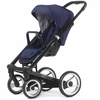 Igo Lite Stroller in Blue with Black Frame