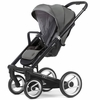 Igo Lite Stroller in Grey with Black Frame