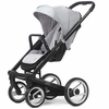 Igo Lite Stroller in Silver with Black Frame