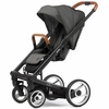 Igo Urban Nomad Stroller in Dark Grey with Black Frame