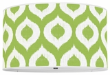 Ikat Apple Green