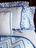 Ikat Blue Sheet Set