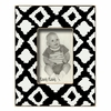 Ikat Coal Picture Frame