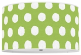 Ikat Dots Apple Green