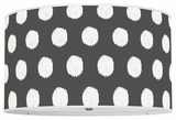 Ikat Dots Black