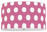 Ikat Dots Hot Pink