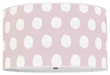 Ikat Dots Light Pink