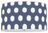 Ikat Dots Navy