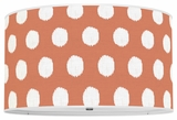 Ikat Dots Orange