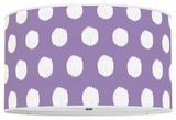 Ikat Dots Purple