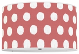 Ikat Dots Red