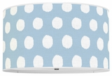 Ikat Dots Sky Blue