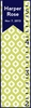 Ikat Flag Personalized Growth Chart