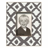 Ikat Flannel Picture Frame