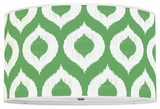 Ikat Kelly Green