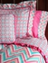 Ikat Pink Sheet Set