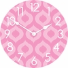 Ikat Wall Clock