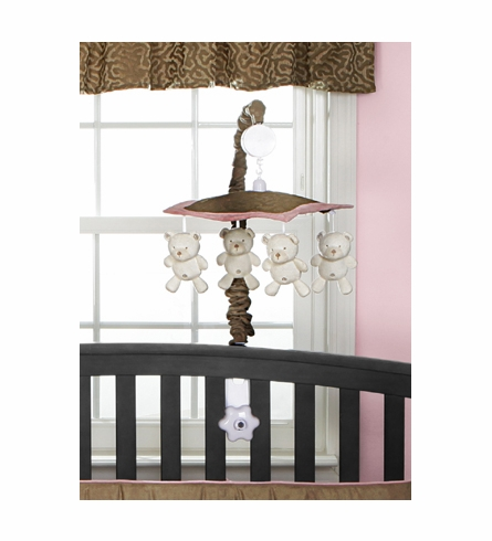 Imogene 3-Piece Crib Bedding Set