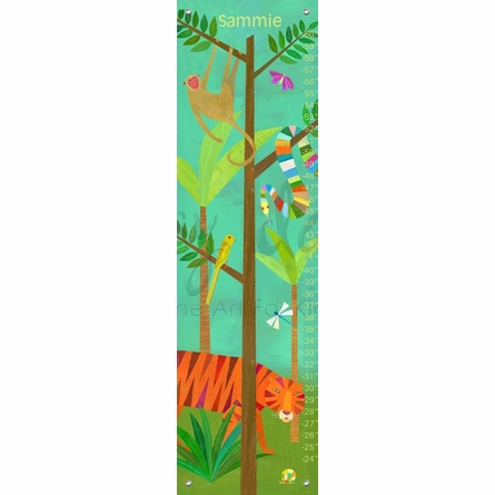 In The Jungle Growth Chart