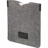 Index Tablet Sleeve in Heathered Gray