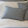 Indigo Charleston Boudoir Pillow