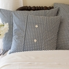 Indigo Charleston Porch Pillow
