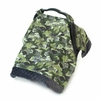 Infant Car Seat Canopy in Camo