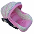 Infant Car Seat Cover in Baby Olivia