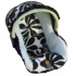 Infant Car Seat Cover in Baby Twirly