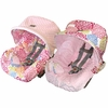 Infant Car Seat Cover in Fresh Bloom