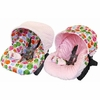 Infant Car Seat Cover in Hoot