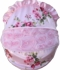 Infant Car Seat Cover in Vintage Rose