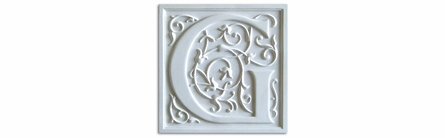 Initial Letter Wall Plaque