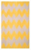 Insignia Rug in Yellow