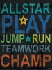 Inspire Me - All Star Canvas Wall Art