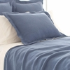 Interlaken Shadow Matelasse Coverlet