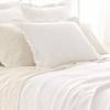 Interlaken White Standard Sham