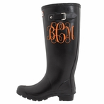 Interlock Boot Monogram Decal Set of 2