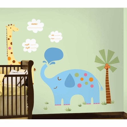 It's a Baby Peel & Stick Wall Decal