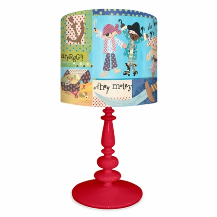 It's A Pirates Life For Me Lamp