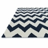 Ivory and Ink Chevron Summerton Rug