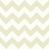 Ivory Chevron Wallpaper