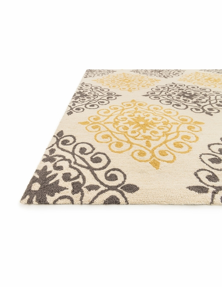 Ivory Medallion Summerton Rug